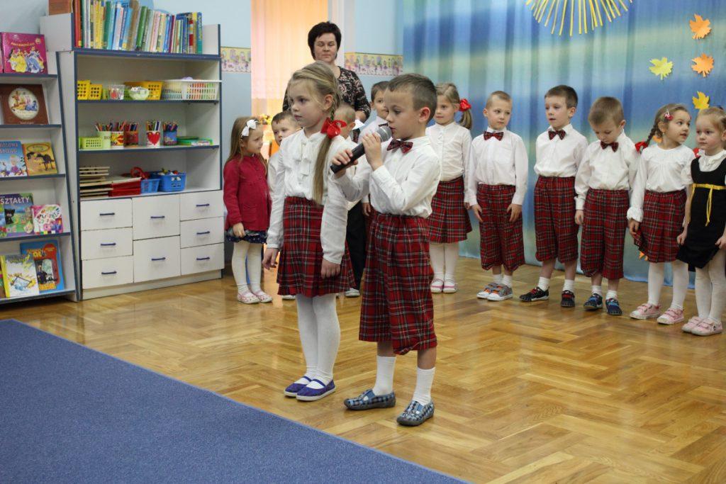 Otwarcie nowych pomieszczeń przedszkola