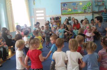 Dzień adaptacyjny w przedszkolu