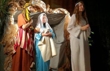 Spektakl Bożonarodzeniowy