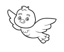 e-kolorowanki, ptaki (3)