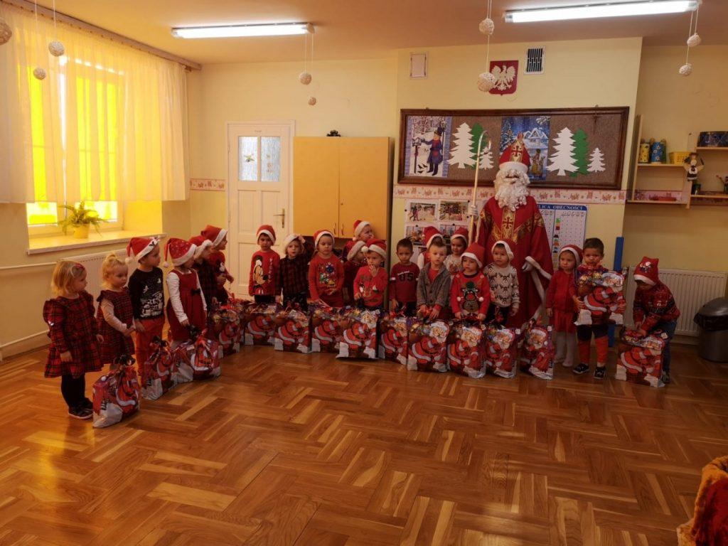 Spotkanie ze Świętym Mikołajem