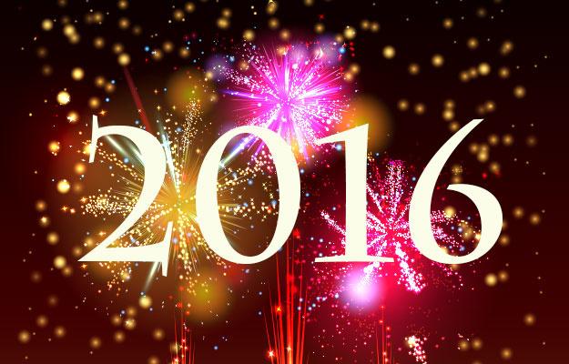 Witamy Nowy Rok!