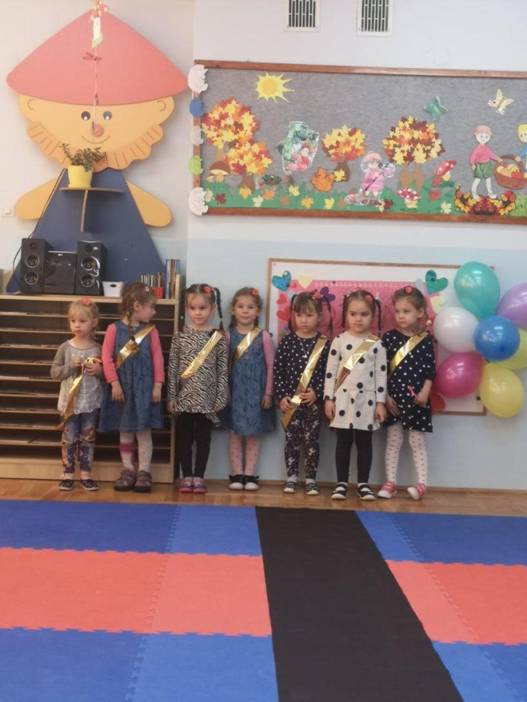 Dzień Dziewczynek w przedszkolu
